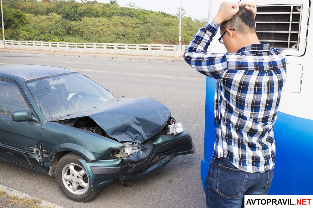 розыск автомобилей скрывшихся с места ДТП