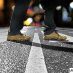 Наезд на пешехода на пешеходном переходе — ответственность в 2018 году