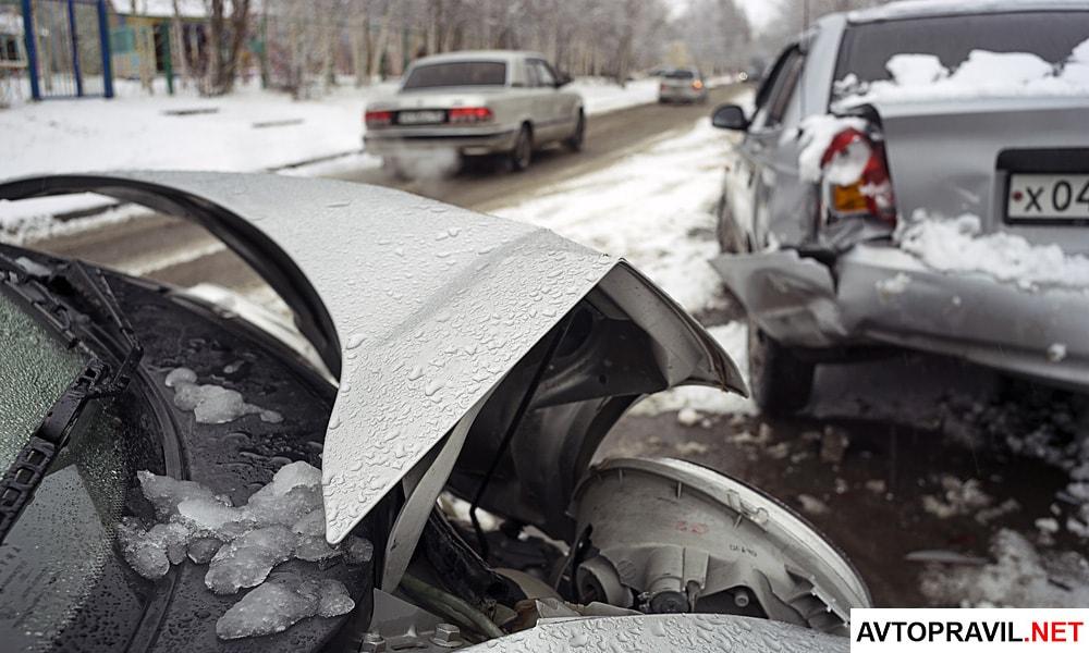 Оставление места ДТП — какая ответственность грозит скрывшемуся водителю
