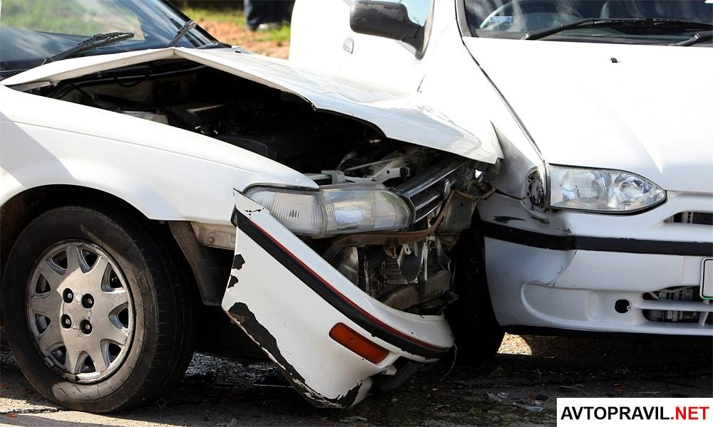 Дорожно-транспортное происшествие повлекшее тяжкие повреждения