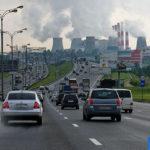 Загруженность дорог в Москве упала в два раза после указа об удаленке